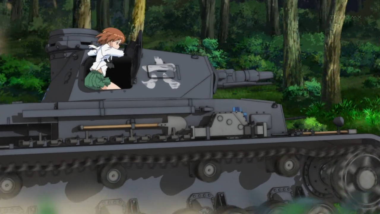 Girls Und panzer, what does WoT community thinks about it. - Off ...