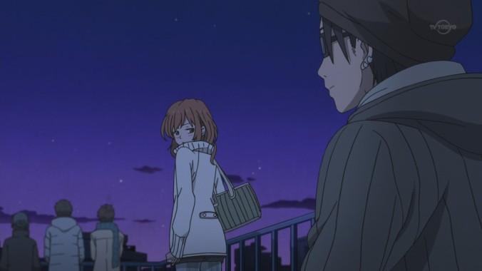 Asako confesses to Mitsuyoshi