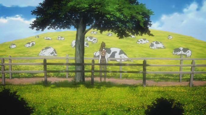 Izumi is death to animals