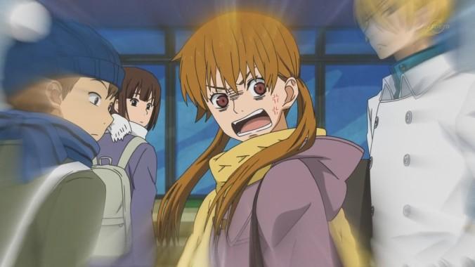 Shizuku finally snaps