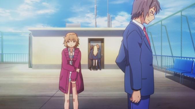 Jin and Misaki get honest