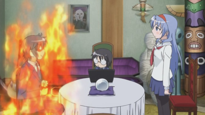 Manabe burns with passion