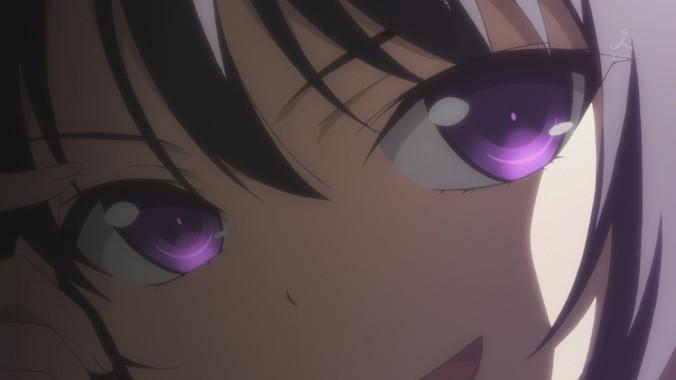 Yozora's glee at fleecing stupid people