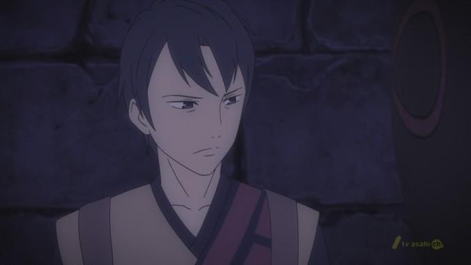 Inui doesn't trust Kiroumaru