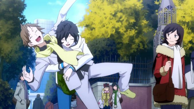 Hibiki and Daichi
