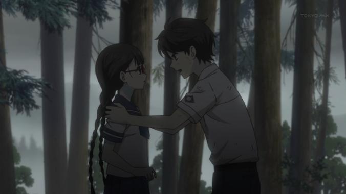 Miyuki's Cowardice