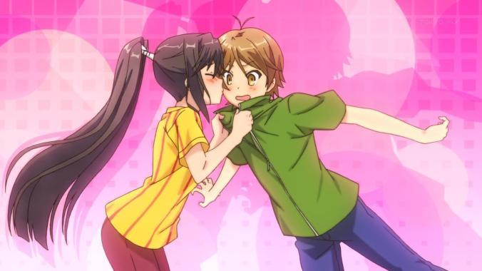 tsukushi kissing yokodera
