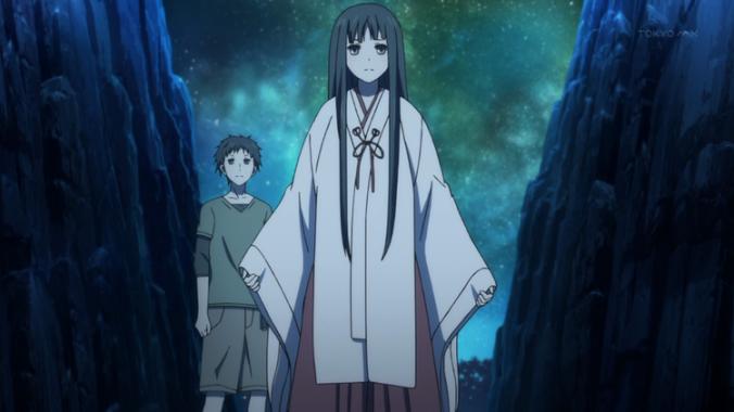 Izumiko's Dance Robe