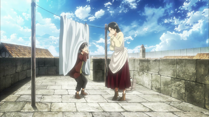 Hype Machine: Shingeki no Kyojin - Episode 9